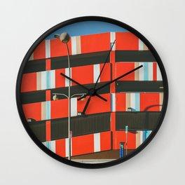 El Cortez Hotel Las Vegas Wall Clock