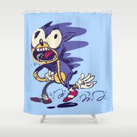 musa Shower Curtains featuring SAWNIK by musa