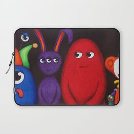 Stuck in the Middle Laptop Sleeve