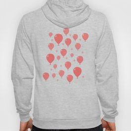 Red Balloons Hoody