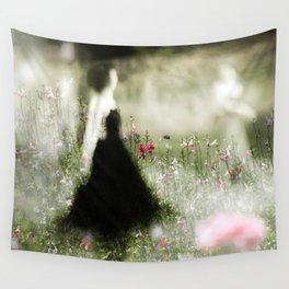 Dance in meadow 2 Wall Tapestry