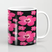 hibiscus Mugs featuring Hibiscus   by maggs326