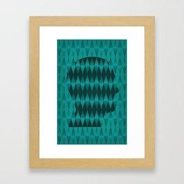 Piece of Mind Framed Art Print