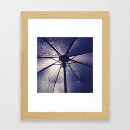 Carbrella Framed Art Print