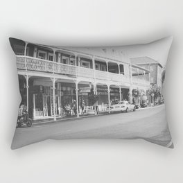 Streets of Cape Town Rectangular Pillow