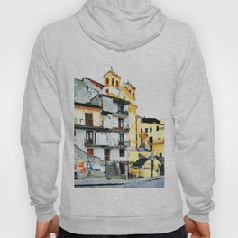 Buildings and church Hoody