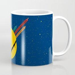 033 Rocket to the moon!!! Coffee Mug