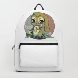 Chines dog horoscope Backpack