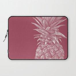 Pineapple : Le Vin Laptop Sleeve