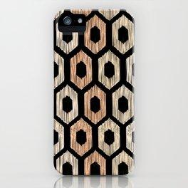 Animal Print Pattern iPhone Case