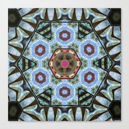 Kaleidoscope ZD Canvas Print