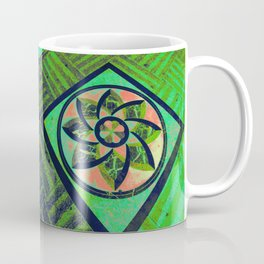 Pago Pago Green DPG160608c Coffee Mug