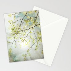Nature's Glow Stationery Cards