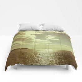 Santorini, Greece 6 Comforters