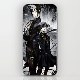 the pact iPhone Skin