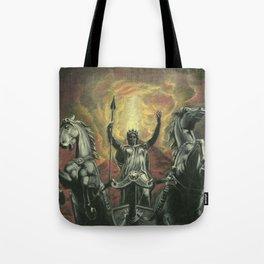 Boudica & Vesuvius Tote Bag