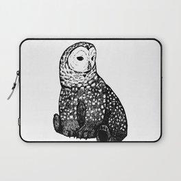 Owl-Bear Laptop Sleeve