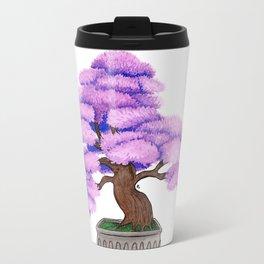 Violet Bonsai Travel Mug