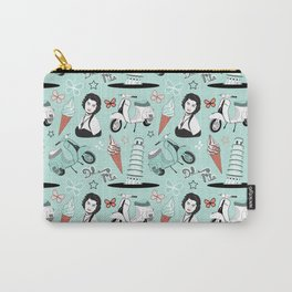 Dolce Vita! Carry-All Pouch