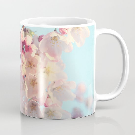 waiting for spring Mug