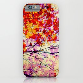 Autumn 5 iPhone Case