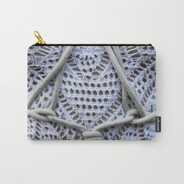 Layers of Cotton Carry-All Pouch