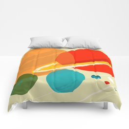 The planets Comforters
