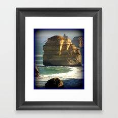 The Giants of the Ocean Framed Art Print
