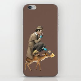 Dik Dik Dick iPhone Skin