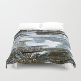 Soapstone texture #2 #decor #art #society6 Duvet Cover