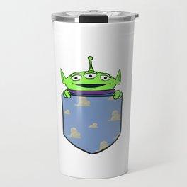 Toy Story Alien Pocket Travel Mug