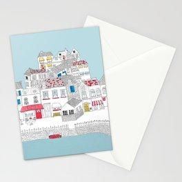 City doodle Stationery Cards