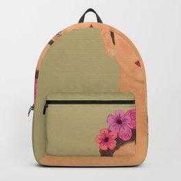 Frida nude Backpack