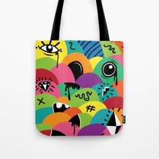 ilovehats Portrait Tote Bag