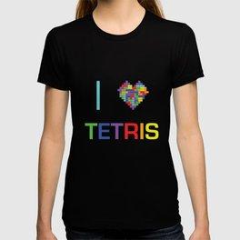I heart Tetris T-shirt