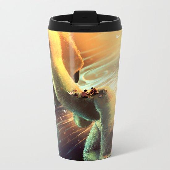 Us Metal Travel Mug