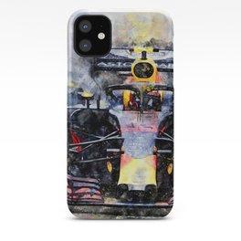 Max Verstappen No.33 iPhone Case