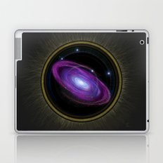 Space Travel - Painting Laptop & iPad Skin