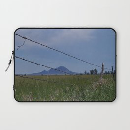 Bear Butte Barbed Wire Laptop Sleeve