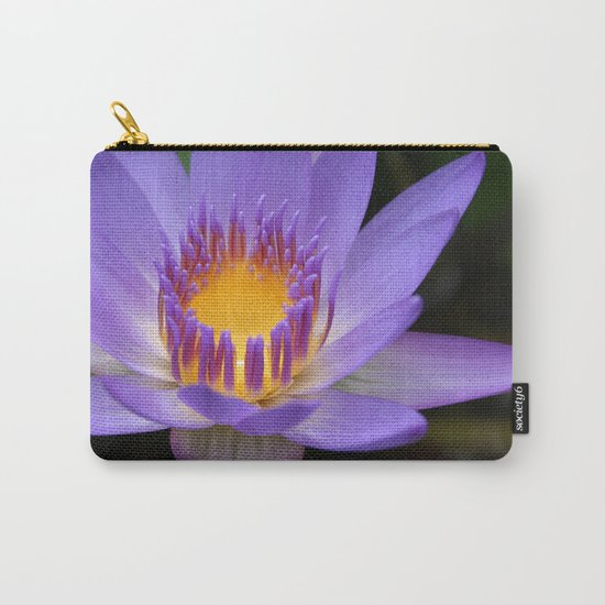 My Soul Dressed in Silence Carry-All Pouch