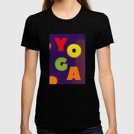 Yoga Spray T-shirt