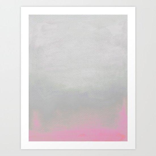Thin Air Art Print