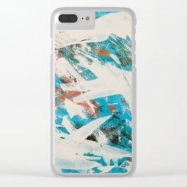 16 x 20 Clear iPhone Case