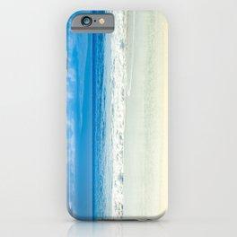 Beach Blue Kapalua Golden Sand Maui Hawaii iPhone Case