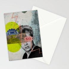 Public Figures - James Dean Stationery Cards