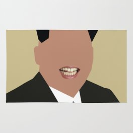 FOGS's People wallpaper collection NO:02 KIM JONG UN Rug