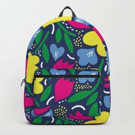 Floral Festival Backpack