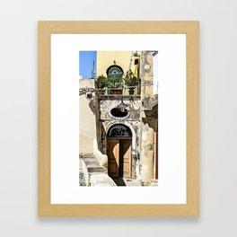 Procida #3 Framed Art Print