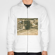 Ignorance and lack of respect in humanity. Hoody
