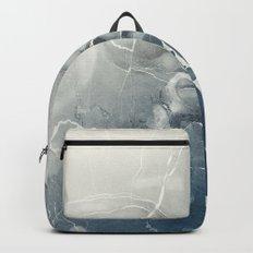 Ultramarine Marble Backpack